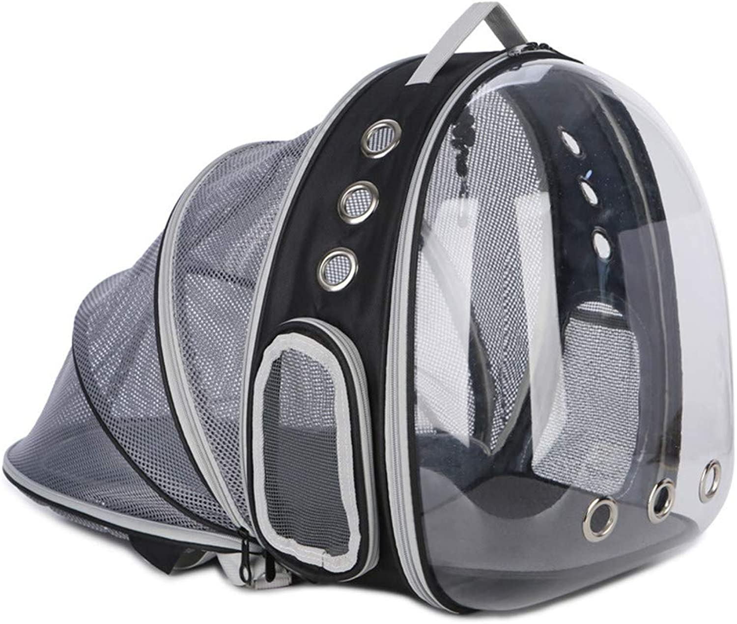 241d1dc30a08 HFOUR Pet Space Capsule Backpack Large Capacity Cat Dog Cage Puppy ...
