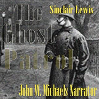 The Ghost Patrol cover art
