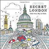 Secret London: Color Your Way to Calm