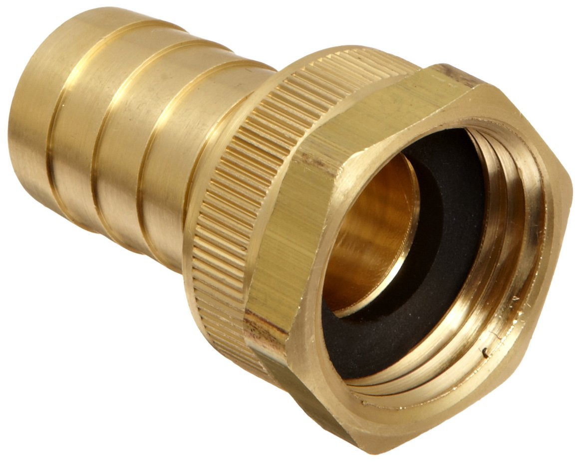 Dixon BCF76 Brass 55% OFF Hose Fitting Machined Swivel Coupling Nu Direct sale of manufacturer with