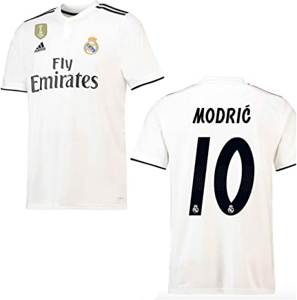 c457c3a4af5bf ProApparels Modric Jersey Real Madrid Home 2018/2019 (Official Jersey)