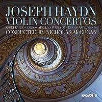 Haydn: Violin Concertos by Zsolt Kall?