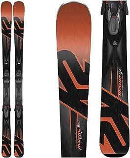 K2 iKonic 84 Ski with M3 12 TCX Light Binding