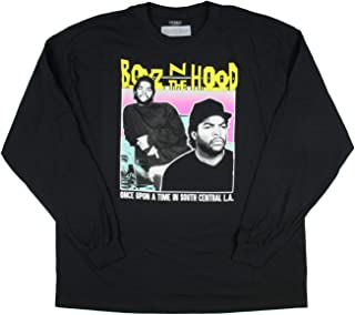 Seven Times Six Boyz N The Hood Men's Once Upon A Time in South Central Long Sleeve T-Shirt