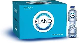 زجاجة مياه من ايــــلانو، 20 قطعة - 600 مل