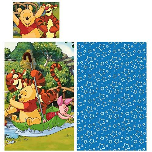 Housse de couette Winnie l'Ourson 90 x 140