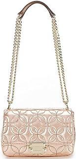 MICHAEL Michael Kors Sloan Small Chain Metallic Shoulder Bag