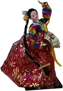 Kylin Express Korean Ancient Costume Decorations Doll Furnishing Articles Oriental Doll, No.7