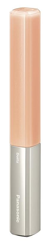 シーフードテクニカルどれでもパナソニック 音波振動ハブラシ ポケットドルツ(ステインケア) ピンク EW-DS28-P
