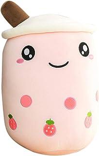 Bubble Tea Knuffel, Gevulde Thee Zachte Pop Thee Cup Kussen Kussen Kinderen Speelgoed Verjaardagscadeau