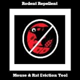 Rodent Repellent Mouse & Rat Ultrasonic Eviction Tool