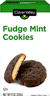 Fudge Mint Cookies, Great Alternative to Girl Scout Cookies 9 Oz Box