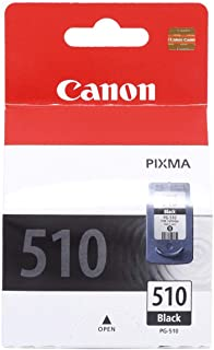 Canon PG-510 Ink Cartridge, Black