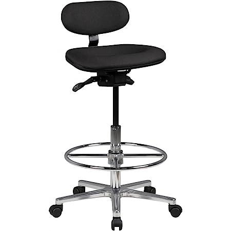 Bürostuhl Sitzhöhe 60 - 85 cm