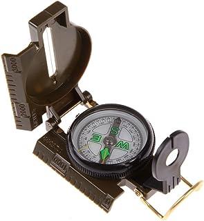 コンパス 方位磁石 方位磁針 軽量 高精度 登山 旅行 航海用 携带便利