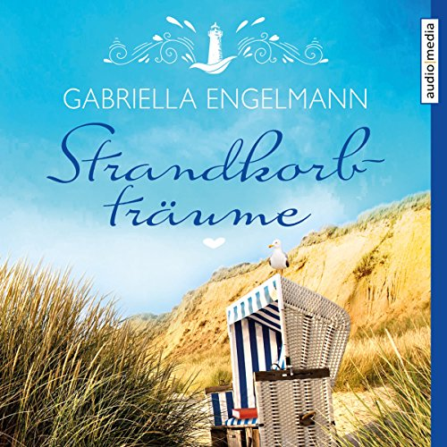Strandkorbträume audiobook cover art