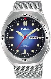 Pulsar x reloj para Hombre Analógico de Cuarzo con brazalet