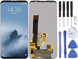 SHUHAN LCD Screen Phone Repair Part LCD Screen And Digitizer Full Assembly For Meizu 16 / 16th / M882H / M882Q Mobile Phon...