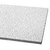 Acoustical Ceiling Tile 24'X24' Thickness 5/8', PK16