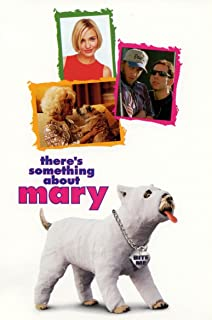 Kirbis Theres Something About Mary Movie Poster 18 x 28 Inches