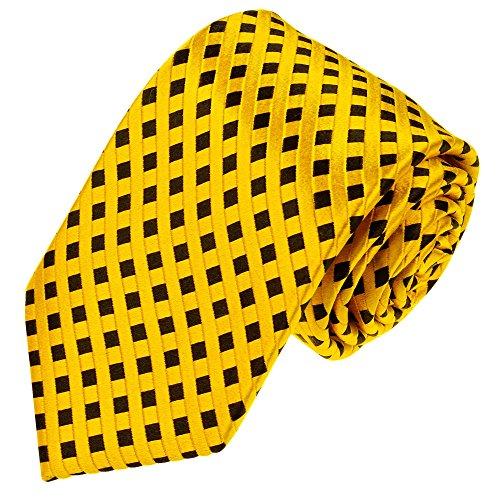 Lorenzo Cana 84583 - Corbata de alta calidad de 100% seda, corbata de