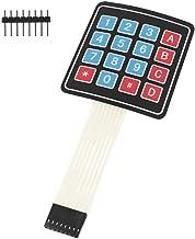 4 x 4 Matrix Array 16 Key Membrane Switch Keypad Keyboard for Arduino/AVR/PIC (2-Pack)