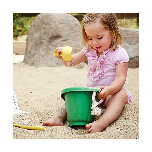Green Toys Sand Play Set, Green