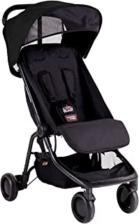 Best Mountain Buggy Nano 2015 Stroller, Black Review