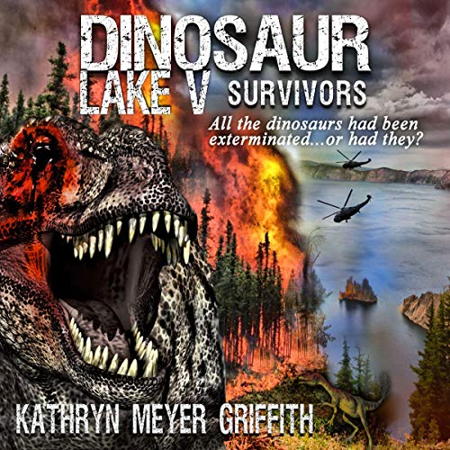 Couverture de Dinosaur Lake V: Survivors