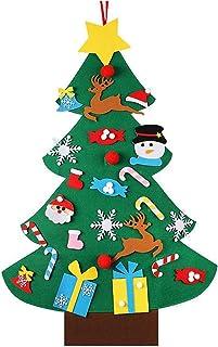Conjunto de árbol de Navidad de Fieltro,Bricolaje árbol de Navidad de Fieltro,DIY Fieltro Árbol de Navidad ,El árbol de Navidad del Fieltro de los ,Árbol de Navidad de Fieltro
