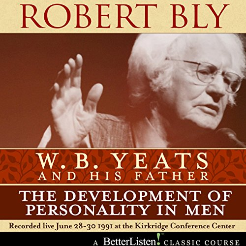 W.B. Yeats and His Father audiobook cover art