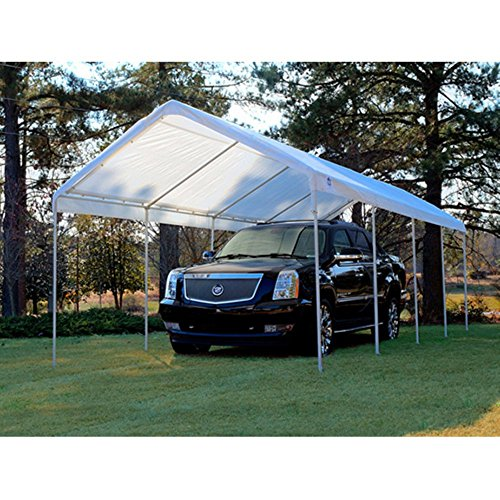 Our #6 Pick is the King Canopy 27 ft. Canopy Replacement Drawstring Cover