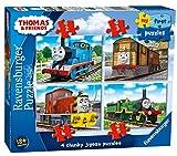 Ravensburger- Thomas and Friends Thomas & Friends-My First Jigsaw Puzzles (2, 3, 4 y 5 Piezas) Juguete para niños de 18 Meses y más (6940)