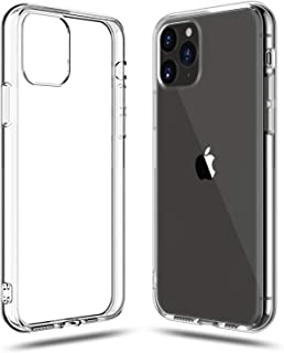Shamo's Case for iPhone 11 Pro Max Clear Soft Transparent Cover TPU Bumper