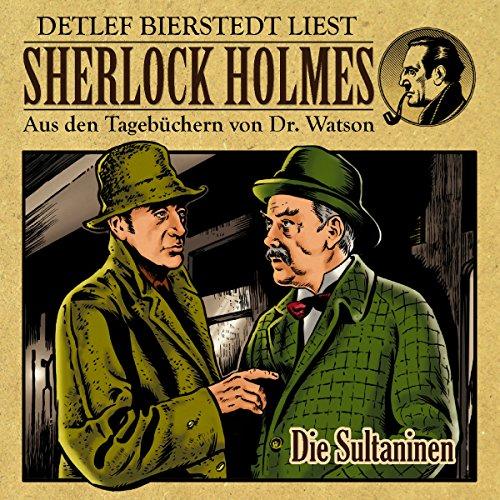 Die Sultaninen (Sherlock Holmes: Aus den Tagebüchern von Dr. Watson) Titelbild