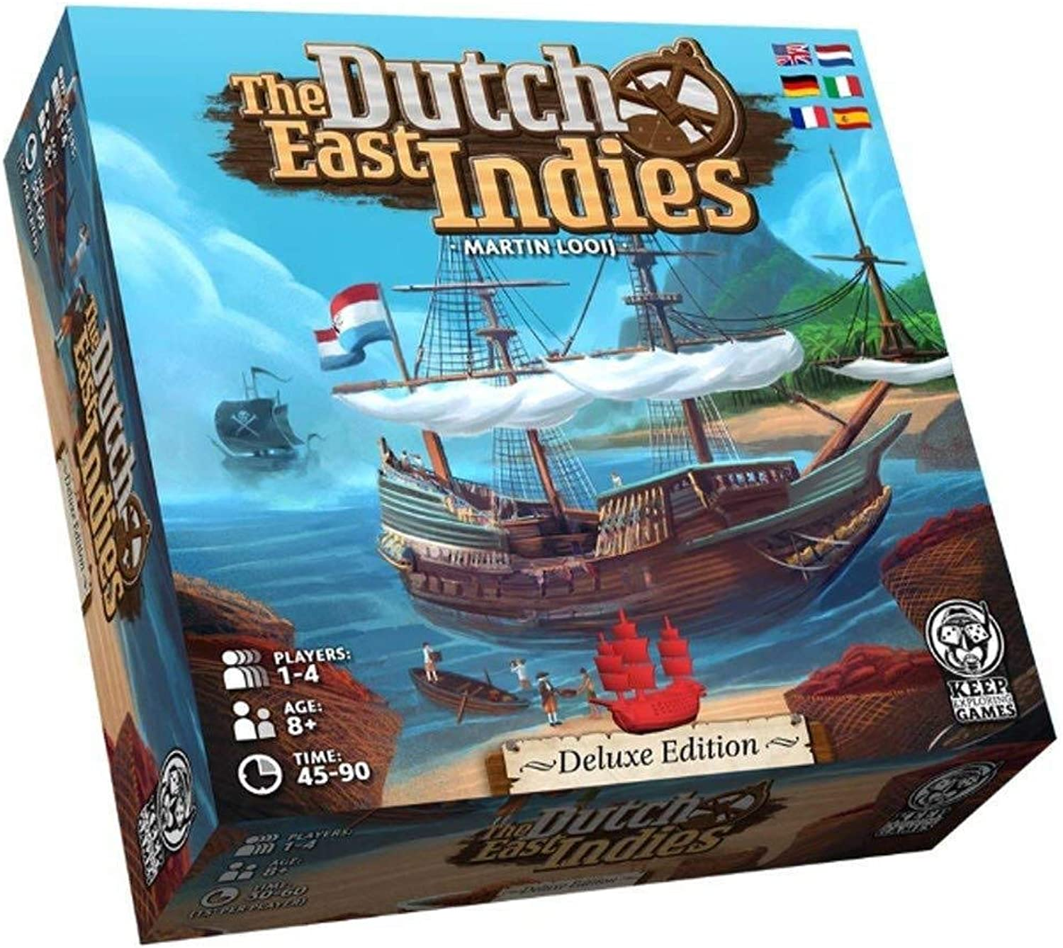 The Dutch East Indies - Deluxe edizione