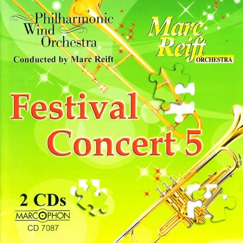 Philharmonic Wind Orchestra, Marc Reift Orchestra, Mar Reift