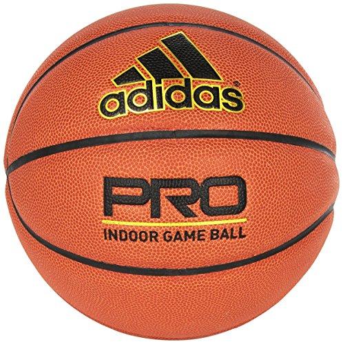 adidas New Pro Basketball, Natural, Size 7