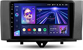 """DLL Android Car Stereo 9""""Touchscreen Digital Multimedia para Mercedes Benz Smart Fortwo 2 2010-2015 Android Radio Receiver..."""