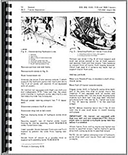 New for John Deere 830 Tractor Service Manual