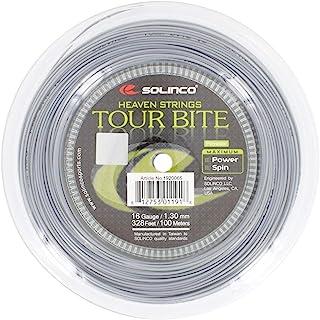 Solinco Tour Bite Tennis String Mini Reel Silver