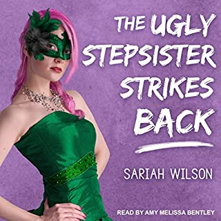 The Ugly Stepsister Strikes Back cover art