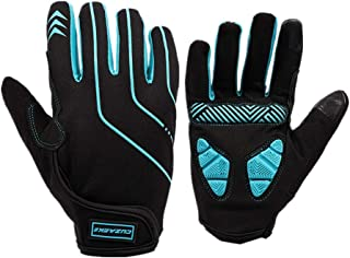 Men's Winter Thermal Full Finger Cycling Gloves