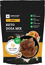 Ketofy - Keto Dosa Mix (350g) | 5% NET Carbs | Gluten Free