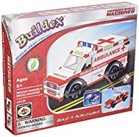 Buildex Rescue Ranger and Medic Machine by Kids Preferred