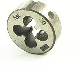 La mano derecha de alta calidad HSS TAP 5//16-20 TPI handtool