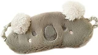 Ayygiftideas 1pcs Cartoon Animal Eye Mask Blindfold Eye Patch Sleeping Eyeshade (Koala)