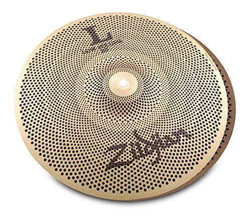 """Zildjian 13"""" L80 Low Volume Hi Hats - Pair"""