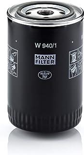 Original MANN FILTER Ölfilter W 940/1 – Hydraulikfilter geeignet für Automatikgetriebe – Für PKW und Nutzfahrzeuge
