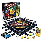 Hasbro Gaming Monopoly Arcade Pac-Man, Monopoly Brettspiel für Kinder ab 8 Jahren, inklusive Bank-...